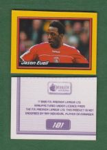 Charlton Athletic Jason Euell Jamaica 101 C